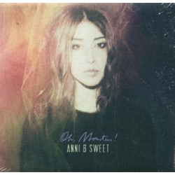 "ANNI B. SWEET ""Oh! Monsters!"" CD Digipack"
