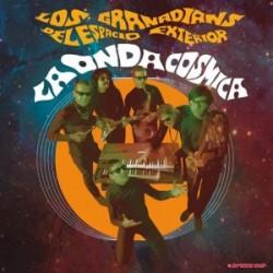 """GRANADIANS DEL ESPACIO EXTERIOR """"La Onda Cósmica"""" LP Liquitador"""