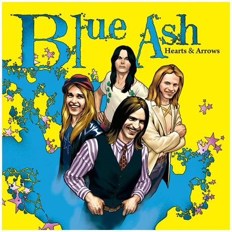 "BLUE ASH ""Hearts & Arrows"" 2LP + SG 7"""