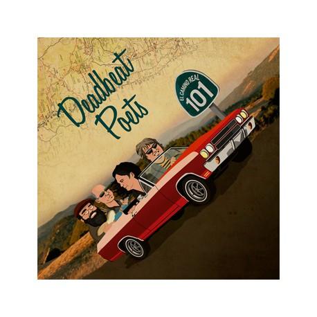 """DEADBEAT POETS """"El Camino Real"""" LP"""