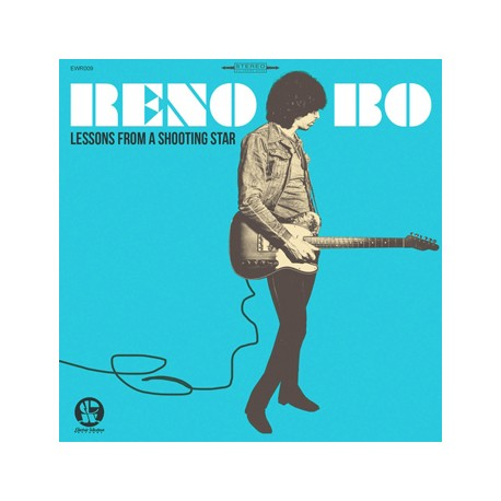 "RENO BO ""Lessons From Shooting Star"" LP"