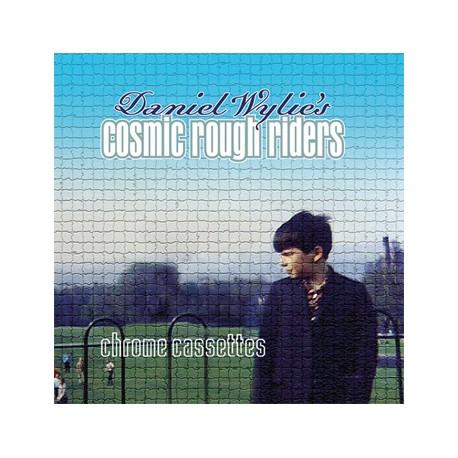 "DANIEL WYLER'S COSMIC ROUGH RIDERS ""Chrome Cassettes"" LP"