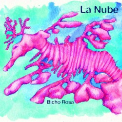 "LA NUBE ""Bicho Rosa"" MLP 10"" + CD"