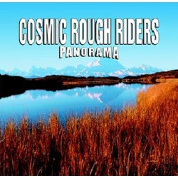 "COSMIC ROUGH RIDERS ""Panorama"" LP"