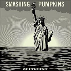 "SMASHING PUMPKINS ""Zeitgeist"" CD + DVD"