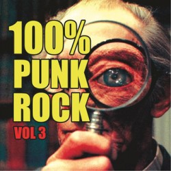 "VV.AA. ""100 x 100 Punk Rock Volumen 3"" CD"