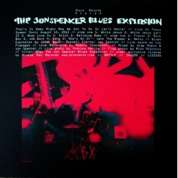 "JON SPENCER BLUEX EXPLOSION ""That's It Baby..."" LP RSD"