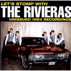 "RIVIERAS ""Let's Stomp With The Rivieras"" LP Norton"