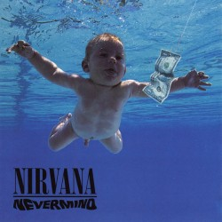 "NIRVANA ""Nevermind"" CD"
