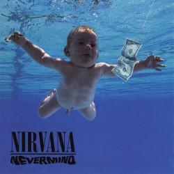 "NIRVANA ""Nevermind"" LP 180 Gramos"
