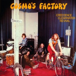 """CREEDENCE CLEARWATER REVIVAL """"Cosmo's Factory"""" LP 180GR"""