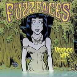 "FUZZFACES ""Voodoo Hits"" CD Digipack"