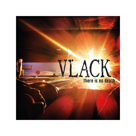 "VLACK ""There Is No Death"" LP Bcore"