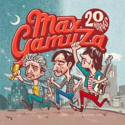 """MAX GAMUZA """"20 Horas"""" LP Clifford"""