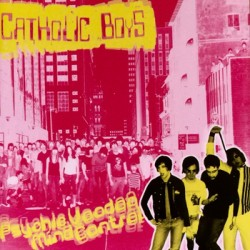 "CATHOLIC BOYS ""Psychic Voodoo Mind Control"" LP Color"