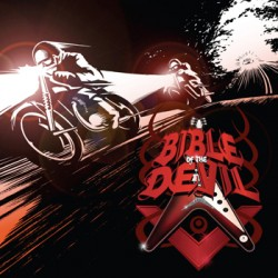 """BIBLE OF THE DEVIL """"Freedom Metal"""" LP"""
