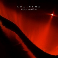 "ANATHEMA ""Distant Satellites"" CD + DVD"