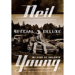 """NEIL YOUNG """"Special Deluxe: Mi Vida Al Volante"""""""