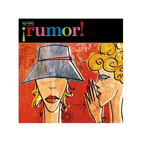 "RUMOR! ""Rumor!"" CD Rock Indiana"