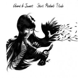 "ANNI B. SWEET ""Start Restart Undo"" CD Subterfuge"