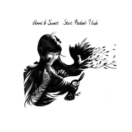 "ANNI B. SWEET ""Start Restart Undo"" CD Subterfuge"