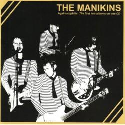 """MANIKINS """"Agalmatophilia"""" CD"""
