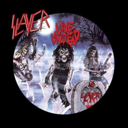 "SLAYER ""Live Undead"" LP Metal Blade"