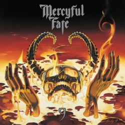 "MERCYFUL FATE ""9"" LP Metal Blade"