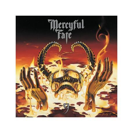 "MERCYFUL FATE ""9"" LP Metal Blade"