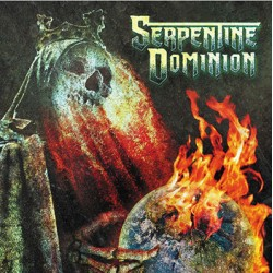 "SERPENTINE DOMINION ""S/t"" LP (Cannibal Corpse)"
