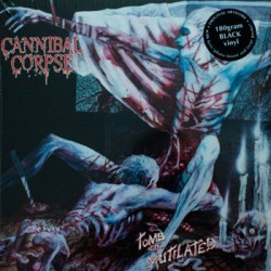 "CANNIBAL CORPSE ""Tomb The Mutilated"" LP"