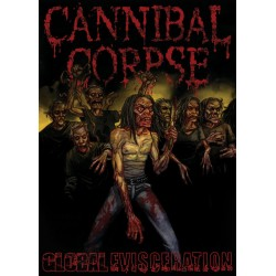 "CANNIBAL CORPSE ""Global Evisceration"" DVD"