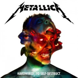"METALLICA ""Hardwired... To Self-Destruct"" 2CD"