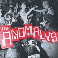 "ANOMALYS ""S/t"" LP Slovenly Records"