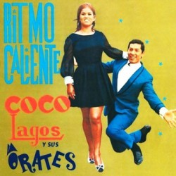 """COCO LAGOS Y SUS ORATES """"Ritmo Caliente"""" LP"""