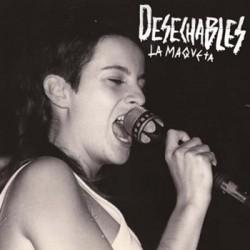 """DESECHABLES """"La Maqueta"""" LP 180 Gramos"""