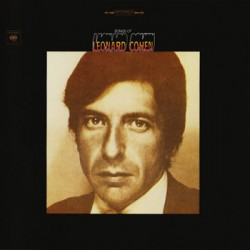 "LEONARD COHEN ""Songs Of Leonard Cohen"" CD"
