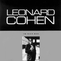 "LEONARD COHEN ""I'm Your Man"" CD"