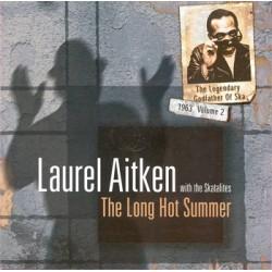 "LAUREL AITKEN & THE SKATALITES ""The Long Hot Summer"" LP"