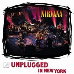 "NIRVANA ""MTV Unplugged In New York"" LP"
