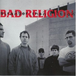 "BAD RELIGION ""Stranger Than Fiction"" CD"