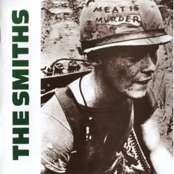 "SMITHS ""Meat Is Murder"" CD"