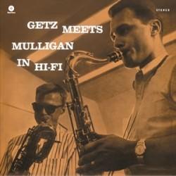 """STAN GETZ & GERRY MULLIGAN """"Getz Meets Mulligan"""" LP 180GR."""