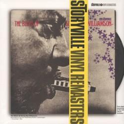"SONNY BOY WILLIAMSON ""The Blues Of..."" LP 180 Gramos"