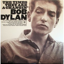 "BOB DYLAN ""The Times They Are A Changin'"" LP"