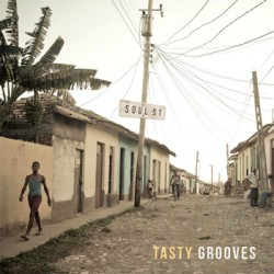 "TASTY GROOVES ""Soul Street"" LP + CD"