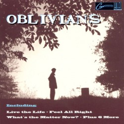 "OBLIVIANS ""Play Nine Songs With Mr. Quintron"" LP"