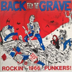 "VV.AA. ""Back From The Grave Vol. 1"" LP Crypt"