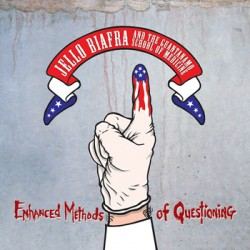 "JELLO BIAFRA & GUANTANAMO SCHOOL OF MEDICINE ""Enhanced..."" LP"