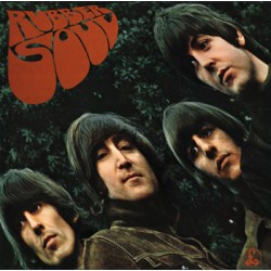 "BEATLES ""Rubber Soul"" LP 180 Gramos."